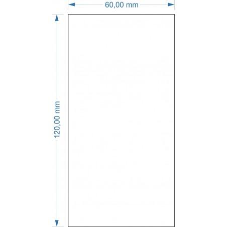 Socle 60x120mm