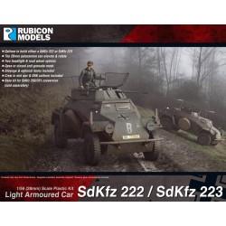 SdKfz 222/223 Light...