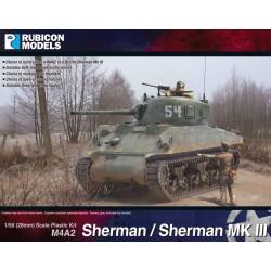 M4A2 Sherman / Sherman III