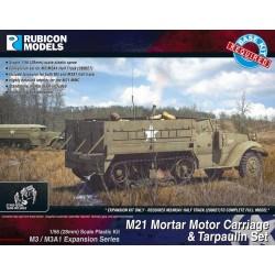 M3/M3A1 Expansion - M21 MMC...