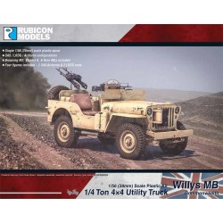 Willys MB ¼ ton 4x4 Truck...