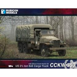 US CCKW 353 2½ ton 6x6...