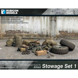 Allied Stowage Set 1