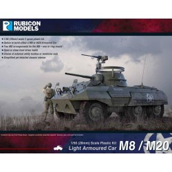 M8 Greyhound / M20 Scout Car