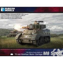 M8 Scott / M5A1