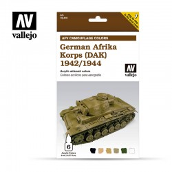 78410 - AFV German Afrika...