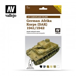 78409 - AFV German Afrika...