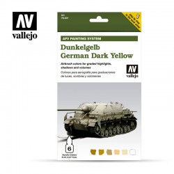 78401 - AFV German Yellow...