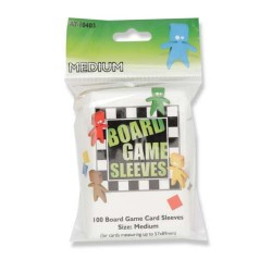 Board Game Sleeves Clear-...
