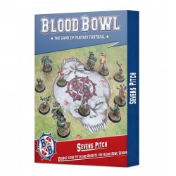 Terrain de Blood Bowl à...