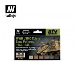 71624 - WWII USMC Colors...