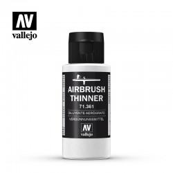Airbrush Thinner - Diluant...