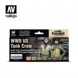 70186 - WWII US Tank Crew