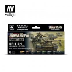 70222 - British Armour &...