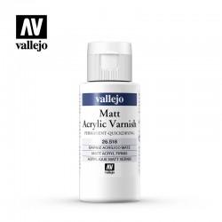 26518 - Matt Varnish - 60ml