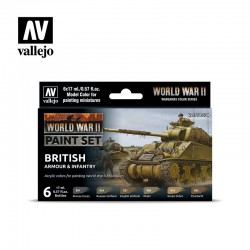 70204 - British Armour &...