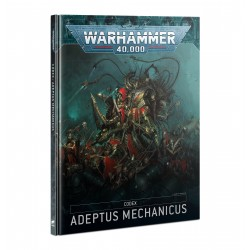 Codex: Adeptus Mechanicus...