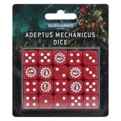 Set de dés Adeptus Mechanicus