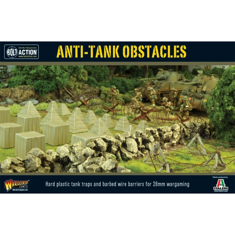 Anti-Tank Obstacles