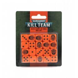 Kill Team: Set de dés de la...