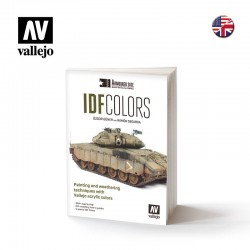 IDF Colors (Anglais)