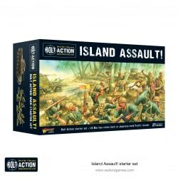 Island Assault! Bolt Action...
