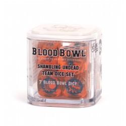 Set de dés Blood Bowl pour...