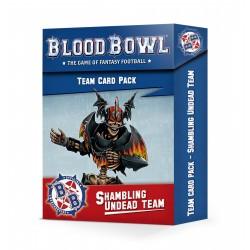 Shambling Undead Team Cards...
