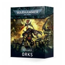 Cartes Techniques: Orks -...
