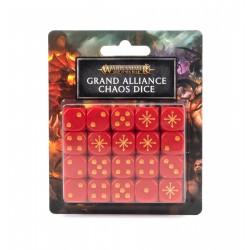 Dés de la Grande Alliance...