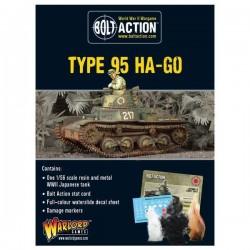 Japanese Type 95 Ha-Go...