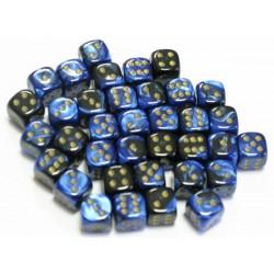GEMINI - Noir-Bleu/Or