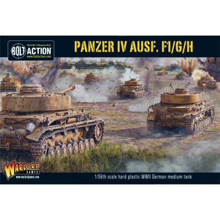Panzer IV Ausf. F1/G/H Medium Tank