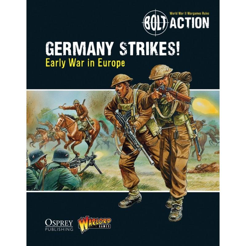 Germany Strikes!: Early War in Europe (EN)