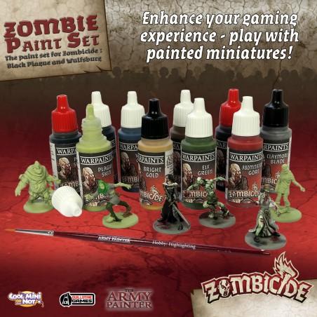 Zombicide : Black Plague Set