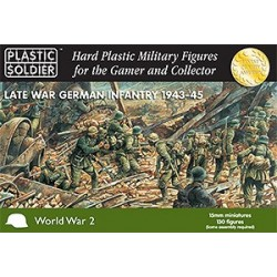 15mm Late War German...