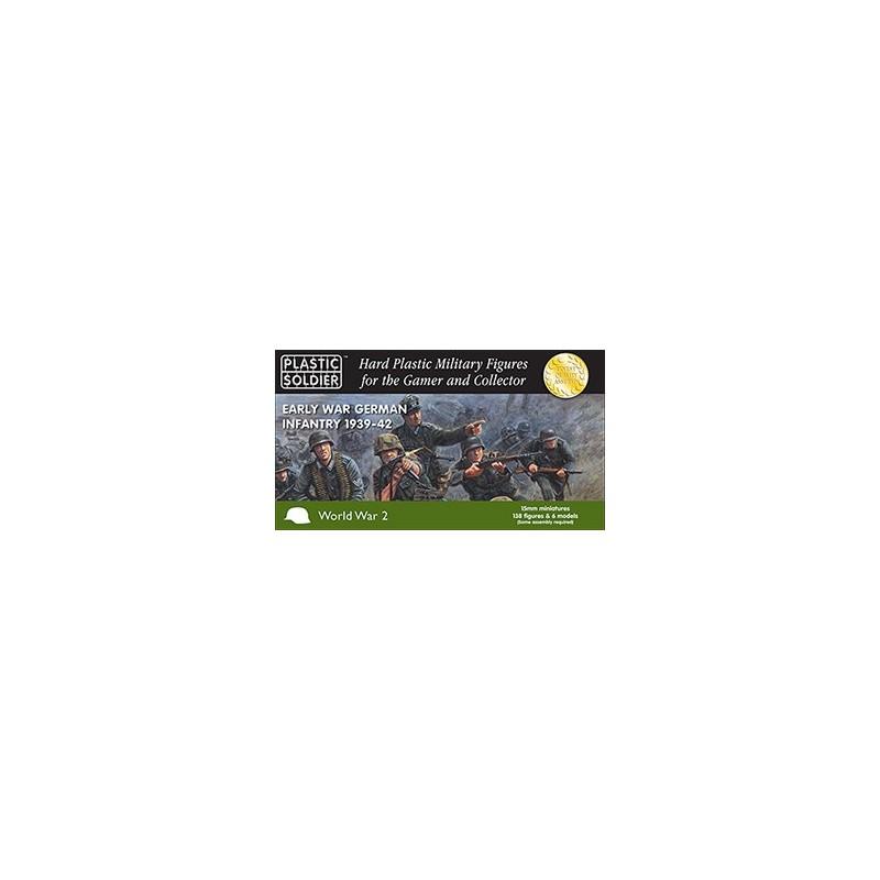 15mm Early War German Infantry 1939-42