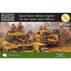 15mm Churchill Tank (5)