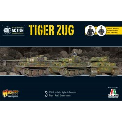GERMAN TIGER ZUG