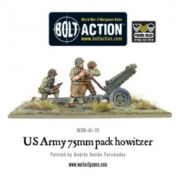 US Army 75mm Howitzer