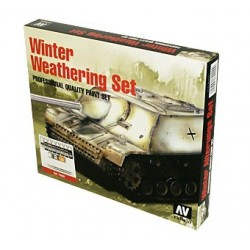 72220 -  Winter weathering set