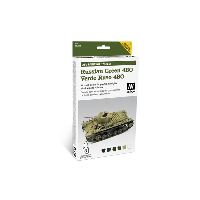 78403 - AFV Russian Green 4BO
