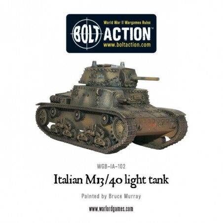 M13 / 40 Italian Tank
