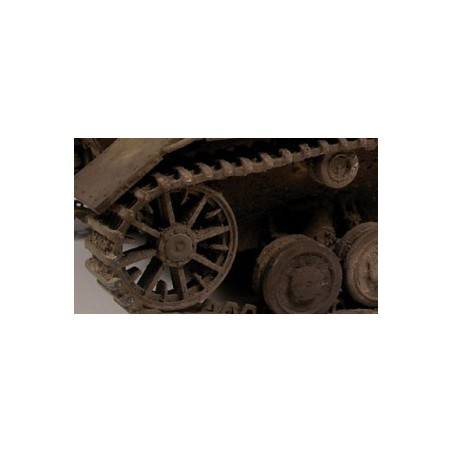 73811 - Brown Thick Mud