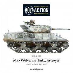 M10 Tank Destroyer/Wolverine (Plastic Box)
