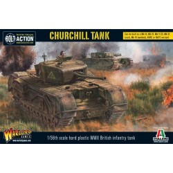 Churchill Infantry Tank
