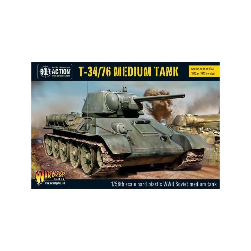 T34/76 Medium Tank