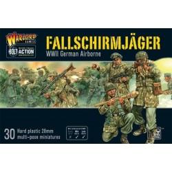 Fallschirmjager (German Paratroopers)
