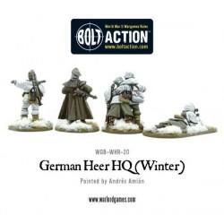 German Heer HQ (Winter)