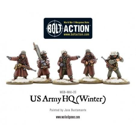 US Army HQ (Winter)
